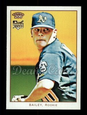 2009 Topps 206 #103 A Andrew Bailey