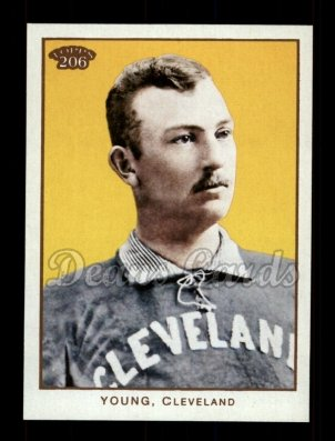 2009 Topps 206 #143 B Cy Young