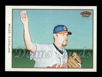 2009 Topps 206 #29  Kerry Wood