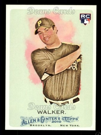 2010 Topps Allen & Ginter #117  Neil Walker