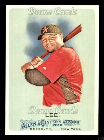 2010 Topps Allen & Ginter #146  Carlos Lee