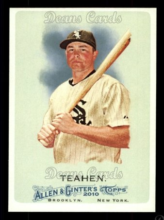 2010 Topps Allen & Ginter #225  Mark Teahen