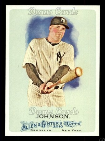 2010 Topps Allen & Ginter #234  Nick Johnson