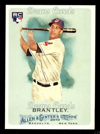 2010 Topps Allen & Ginter #238  Michael Brantley