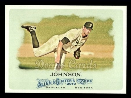 2010 Topps Allen & Ginter #39  Josh Johnson