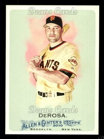 2010 Topps Allen & Ginter #42  Mark DeRosa