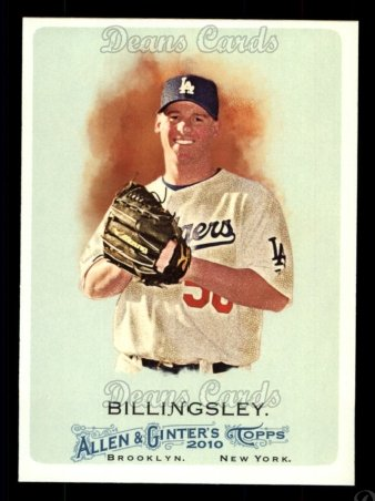 2010 Topps Allen & Ginter #46  Chad Billingsley