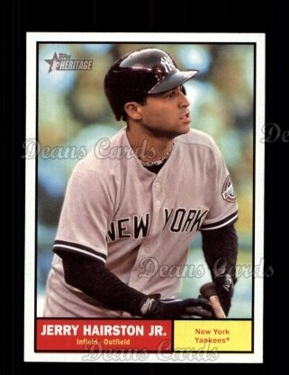 2010 Topps Heritage #116  Jerry Hairston Jr.