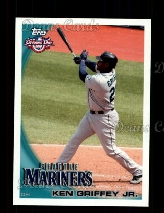 2010 Topps Opening Day #42  Ken Griffey Jr.