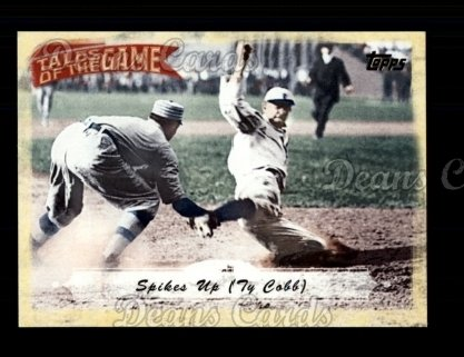 # TOG1 Spikes Up - 2010 Topps Tales of the Game
