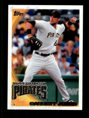 # 99 Garrett Jones - 2010 Topps Baseball