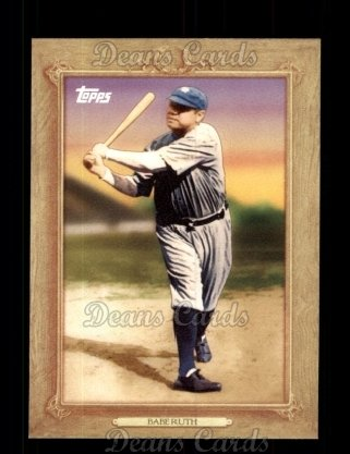 2010 Topps Turkey Red #46 TR Babe Ruth