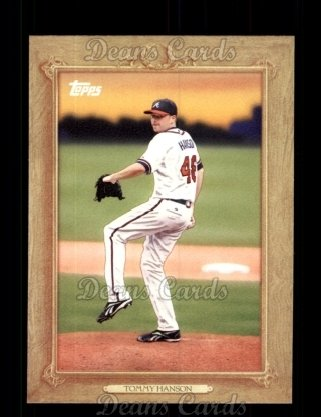 2010 Topps Turkey Red #8 TR Tommy Hanson