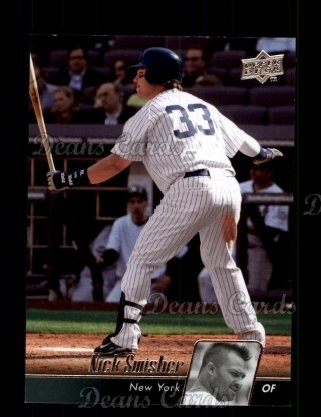 2010 Upper Deck #340  Nick Swisher