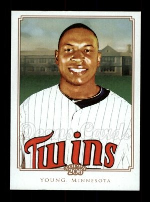 2010 Topps 206 #135  Delmon Young