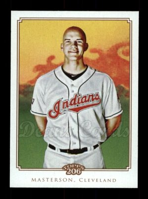 2010 Topps 206 #231  Justin Masterson