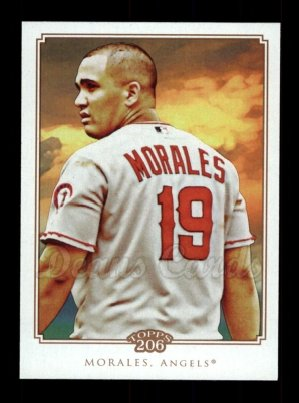 2010 Topps 206 #298  Kendry Morales