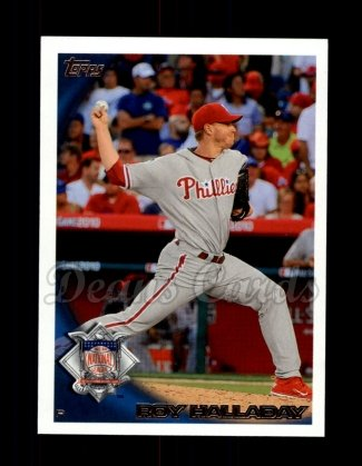 2010 Topps Update #30  Roy Halladay