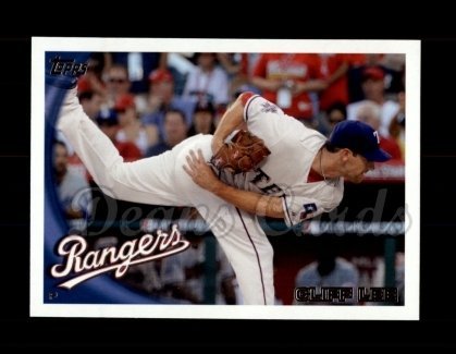 2010 Topps Update #300  Cliff Lee