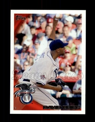 2010 Topps Update #45  David Price