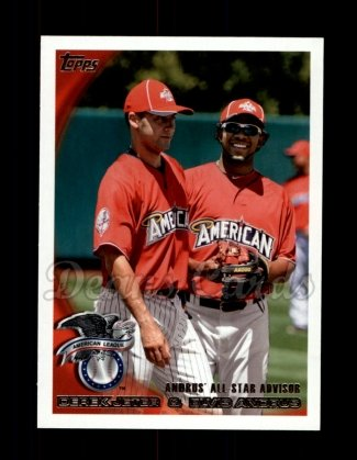 2010 Topps Update #57   -  Derek Jeter / Elvis Andrus Andrus' All-Star Advisor
