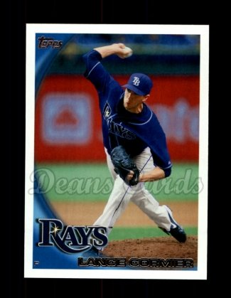 2010 Topps Update #69  Lance Cormier