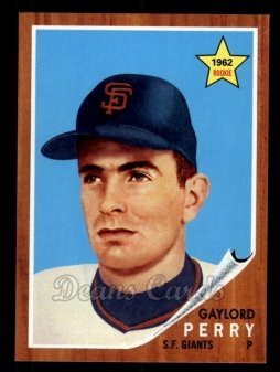 2011 Topps 60 Years of Topps #11 60YOT Gaylord Perry