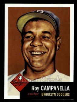 2011 Topps 60 Years of Topps #2 60YOT Roy Campanella