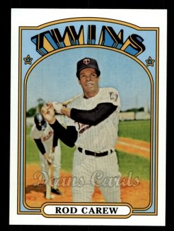 2011 Topps 60 Years of Topps #21 60YOT Rod Carew