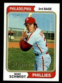 2011 Topps 60 Years of Topps #23 60YOT Mike Schmidt