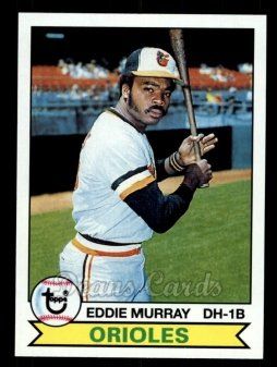 2011 Topps 60 Years of Topps #28 60YOT Eddie Murray