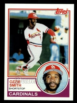 2011 Topps 60 Years of Topps #32 60YOT Ozzie Smith