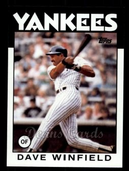 2011 Topps 60 Years of Topps #35 60YOT Dave Winfield