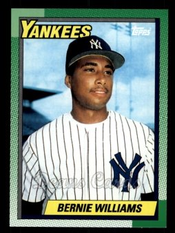 2011 Topps 60 Years of Topps #39 60YOT Bernie Williams