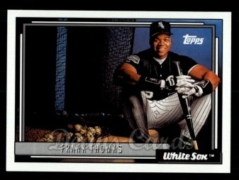 2011 Topps 60 Years of Topps #41 60YOT Frank Thomas