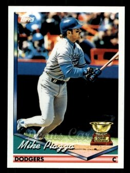 2011 Topps 60 Years of Topps #43 60YOT Mike Piazza