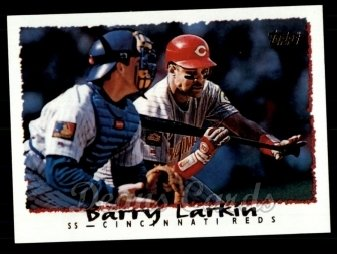 2011 Topps 60 Years of Topps #44 60YOT Barry Larkin