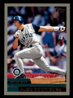 2011 Topps 60 Years of Topps #49 60YOT Alex Rodriguez