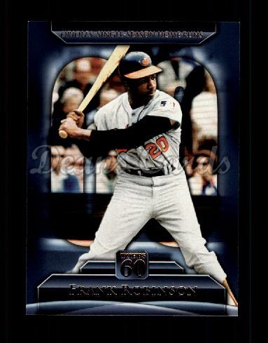 2011 Topps 60 #126 T-60 Frank Robinson