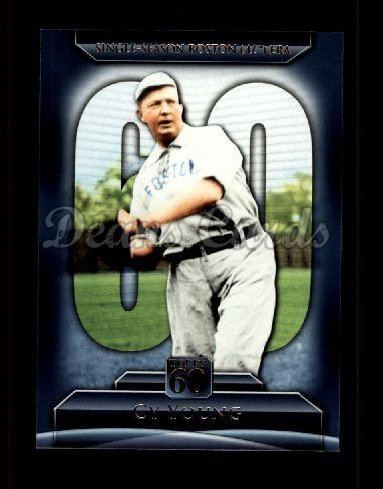 2011 Topps 60 #135 T-60 Cy Young