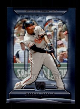 2011 Topps 60 #36 T-60 Adam Jones