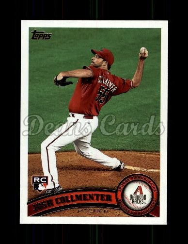 2011 Topps Update #103  Josh Collmenter