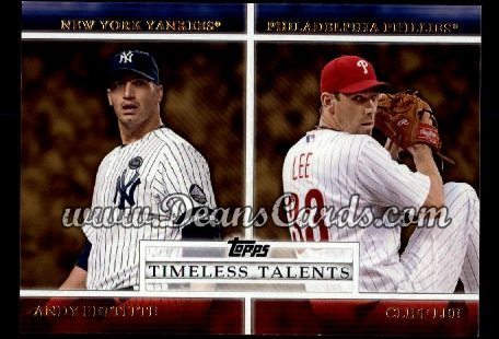 2012 Topps Timeless Talents #46 TT  Timeless Talents