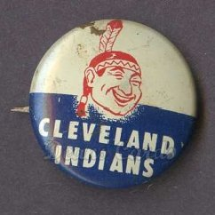 1969 Cranes Potato Chip Pin #6   Cleveland Indians