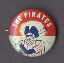 1969 Cranes Potato Chip Pin #16   Pittsburgh