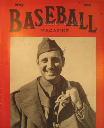 1942 Baseball Magazine    May