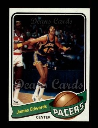 1979 Topps #113  James Edwards