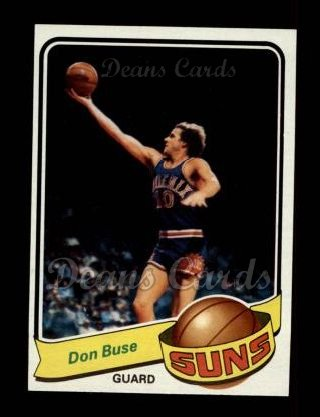 1979 Topps #114  Don Buse