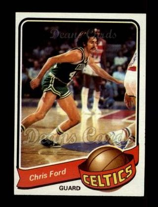1979 Topps #124  Chris Ford