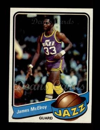 1979 Topps #131  James McElroy